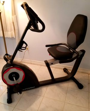 PRO FORM recumbent cycle for Sale in Covina, CA