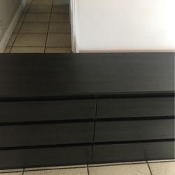 Dresser Dark Brown for Sale in La Mirada,  CA