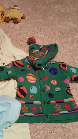 Baby girl clothing lot of 30+ items 3 to 6 months for Sale in Seattle, WA