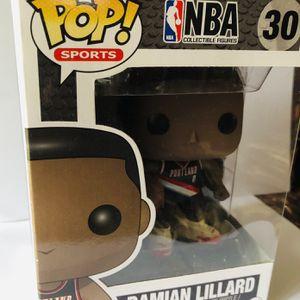 Damian Lillard Funko POP for Sale in Vancouver, WA