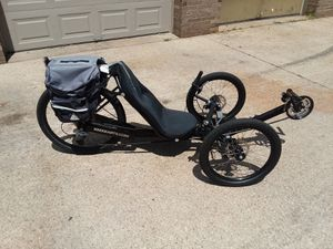 Kmx kobra recumbent trike for Sale in Cuyahoga Falls, OH