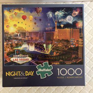 Buffalo 1,000 puzzle for Sale in Hillsboro, OR