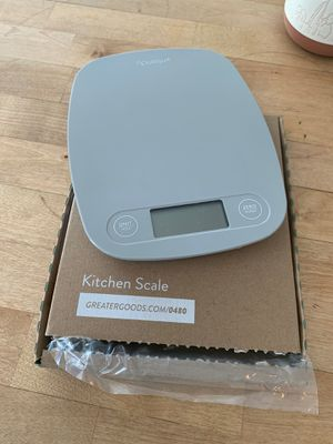 Kitchen scale for Sale in Riverside, CA