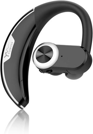 Bluetooth Headset [36Hrs Playtime, 2 Batteries, V4.2] Wireless Bluetooth Earpiece for Cell Phone for Sale in Phoenix, AZ