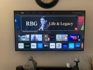 Vizio 4K 60 inch TV for Sale in Long Beach, CA