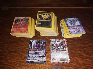 Pokemon cards holo collection for Sale in Philadelphia, PA