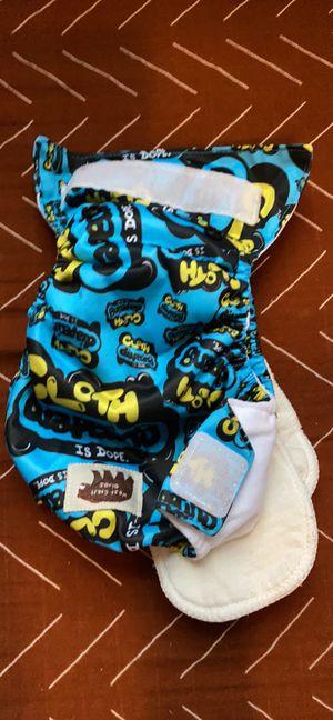 Never Used Newborn Cloth Diaper System (All in one) for Sale in Boston, MA