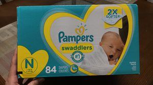 Pampers newborn for Sale in Joint Base Andrews, MD