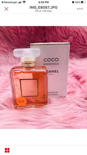 Coco Chanel (Mademoiselle) perfume (fragrance) for Sale in Fort Worth, TX
