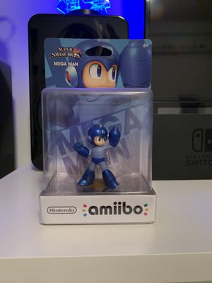 Mega Man Super Smash Bro's Amiibo for Sale in Oceanside, CA