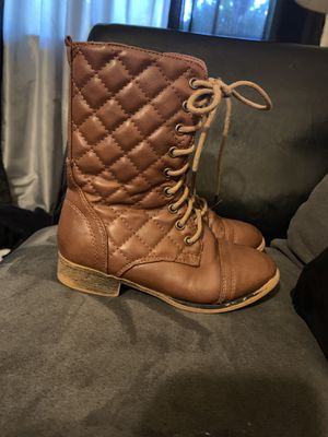 Little Girl Boots 10c for Sale in Dallas, TX