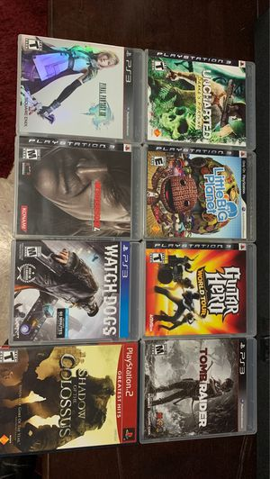 PS2/PS3 Games for Sale in Chicago, IL