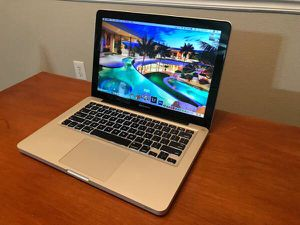 MacBook Pro 13inch 16GB , 256GB crucial solid state drive for Sale in Cary, NC