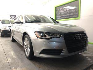 2013 Audi A6 for Sale in Pembroke Pines, FL