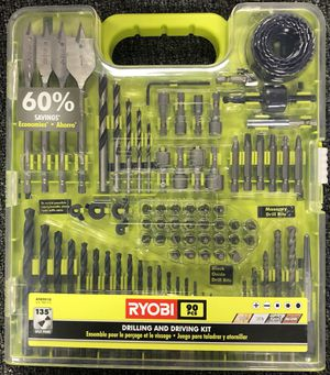 Ryobi One+ drilling and Driving kit for Sale in West Chicago, IL