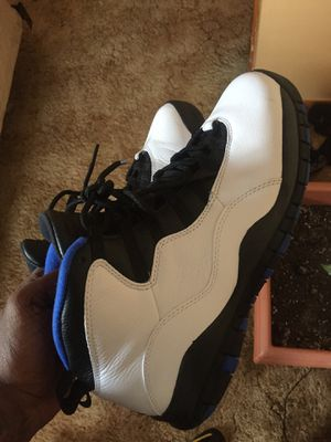 Retro Jordan's 10 - size 12 for Sale in Pittsburgh, PA