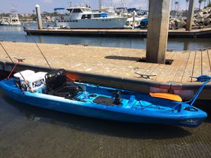 Ascend 12' Fishing Kayak for Sale in Hesperia, CA