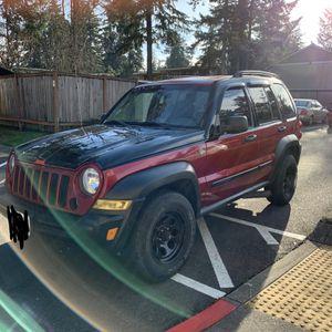 2006 Jeep Liberty for Sale in Lakewood, WA