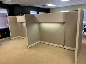 Standing wall, Cubicle space for Sale in Virginia Beach, VA