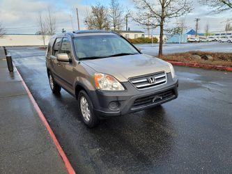 2006 Honda CRV EX SPORT AWD for Sale in Tacoma,  WA
