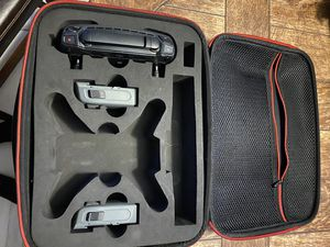 DJI Spark controller, batteries and case! for Sale in Vista, CA