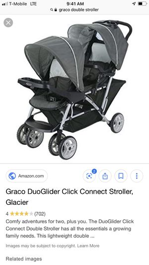 Graco double stroller for Sale in Indianapolis, IN