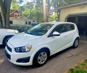 Beautifully Maintained 2015 Chevy Sonic 55k for Sale in Hudson, NH
