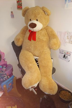 Giant 6' teddy bear for Sale in Trappe, PA