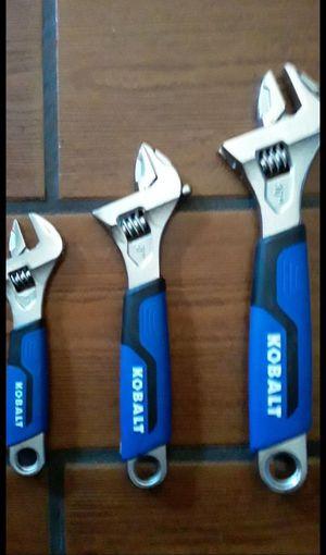 Kobalt Wrench Set $30 for Sale in Anaheim, CA