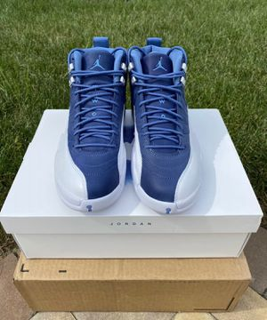 Air Jordan 12 Retro Indigo SIZES 9.5 11.5 12 13 14 AVAILABLE BRAND NEW 100% AUTHENTIC for Sale in Kissimmee, FL