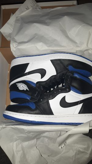 Air Jordan 1 Royal Toe size 8.5*NEW for Sale in Castroville, CA