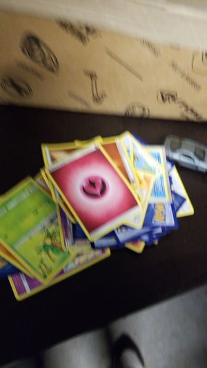 Pokemon cards some I don't know some are like little bit for Sale in Kapolei, HI