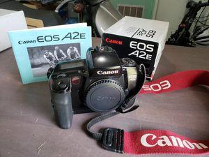 Canon EOS A2E Film Camera Original Packaging for Sale in Seattle, WA