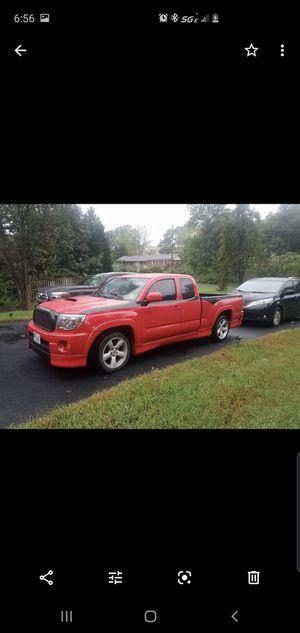 2005 Toyota tacoma xrunner for Sale in Manassas Park, VA
