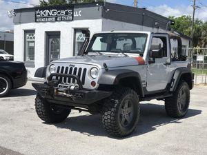 Jeep Wrangler 2010 for Sale in Wahneta, FL