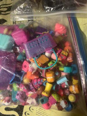 Shopkin toys for Sale in Wildomar, CA