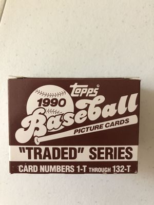 Topps 1990 Baseball cards for Sale in El Paso, TX