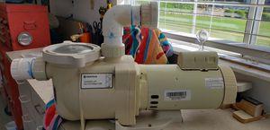 Pentair pump and motor for Sale in Calimesa, CA