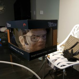 Dwight Schrute 3D Mug - The Office for Sale in Shoreline, WA