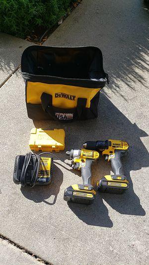 Dewalt 20V Drill/Driver Set (Made In The USA) for Sale in Roseville, CA