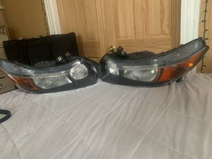 07 honda civic coupe headlights for Sale in Somerville, MA
