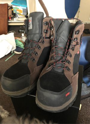 Herman Steel Toe Work Boots for Sale in West Hollywood, CA
