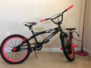 "Girls Bike 20"" and bike pump for Sale in Alpharetta, GA"
