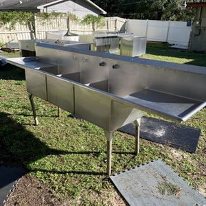 Commercial Sinks for Sale in Orlando, FL