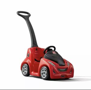 New Step 2 push around buggy GT red car for Sale in Roseville, CA
