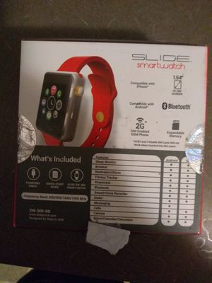 Slide smartwatch s300 for Sale in Hannibal, MO