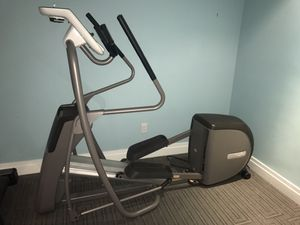 Precor Elliptical Fitness Crosstrainer 5.35 in excellent condition for Sale in Chevy Chase, MD