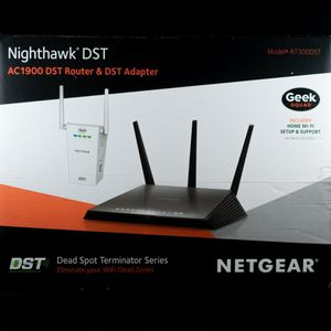 Netgear Nighthawk R7300 Router ( 9/10 ) Condition for Sale in San Diego, CA