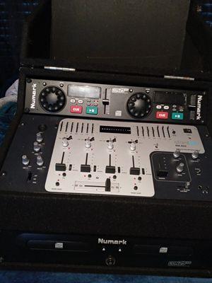 Stanton RM.402 +CDN25+G Dual DJ/Karaoke for Sale in Chicago, IL