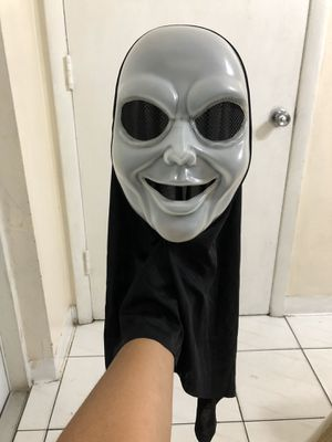 Ghost Ghoul Halloween Mask for Sale in Lake Worth, FL